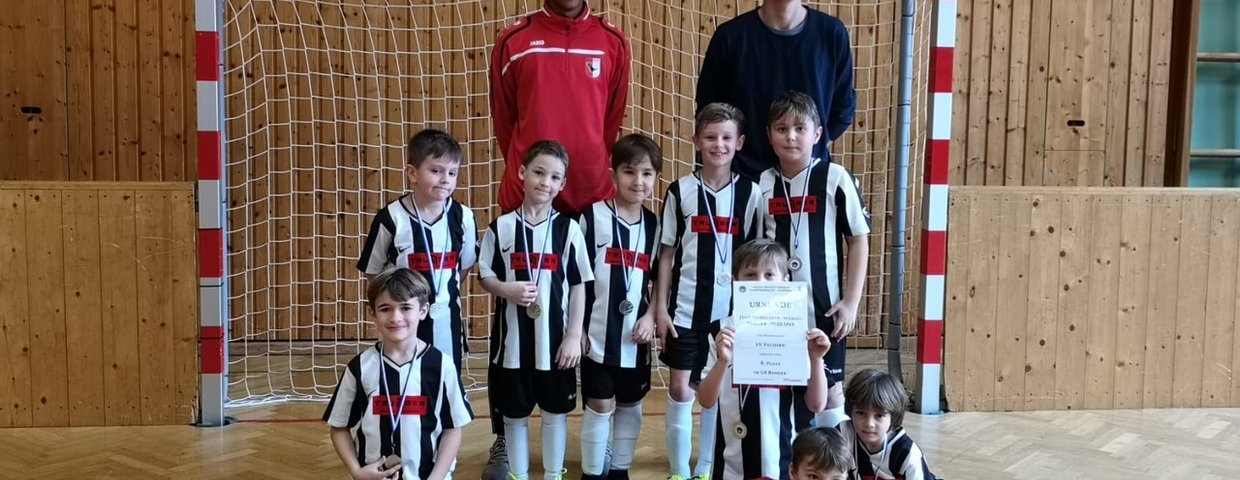 U8 - 2. Platz in St. Marein