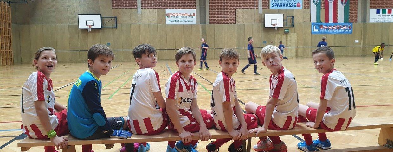 U11- Starker Auftritt beim Futsalturnier...