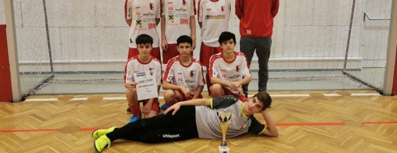 U15 A - 3 Platz beim Turnier in Hitzendorf