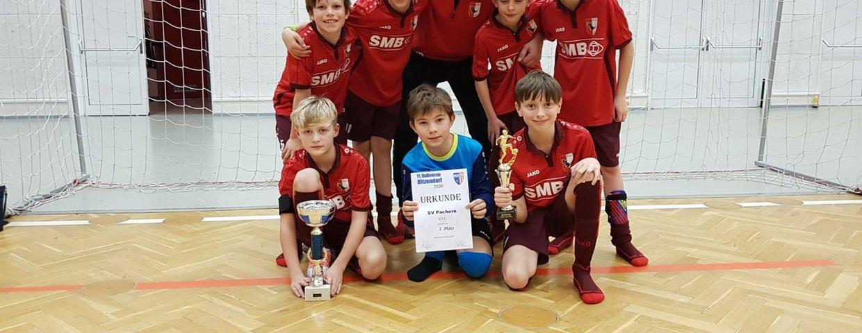 U11 - 2 Platz und Torschützenkönig beim Turnier in Hitzendorf