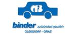 Autobedarf Binder