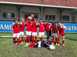 U9 wieder Top Platzierung - 2 Platz in Liebenau