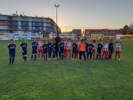 U11 Derbysieg gegen Lassnitzhöhe